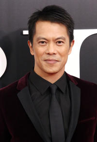 Byron Mann at the New York premiere of