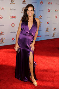 Constance Marie at the red carpet of 2011 NCLR ALMA Awards in California.