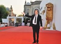Valerio Mastandrea at the 65th Venice Film Festival.