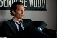 Matthew McConaughey as Mickey Haller in ``The Lincoln Lawyer.''