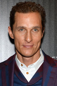 Matthew McConaughey at a N.Y. screening of
