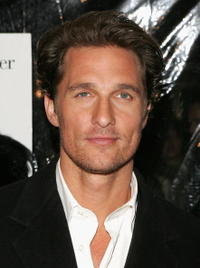 Matthew McConaughey at the