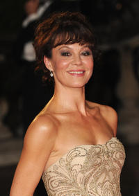 Helen McCrory at the Royal world premiere of