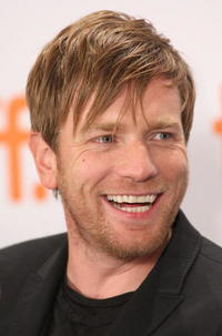 Ewan McGregor at the Canada premiere of