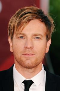Ewan McGregor at the Italy premiere of
