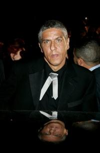 Samy Naceri at the premiere of