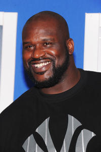 Shaquille O'Neal at the New York premiere of