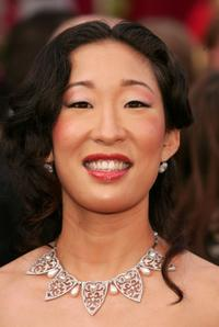 Sandra Oh at the 77th Annual Academy Awards.