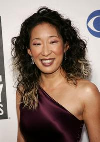 Sandra Oh at the 59th Annual Tony Awards.