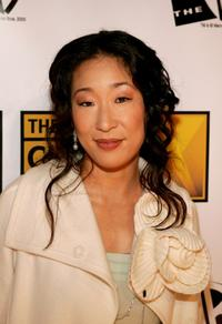 Sandra Oh at the 10th Annual Critics' Choice Awards.