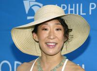 Sandra Oh at the KCRW World Festival.
