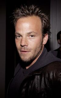 Stephen Dorff at the fashion fete to celebrate the launch of the magazine Daily Mini.