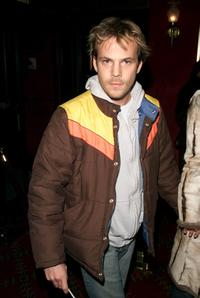 Stephen Dorff at the premiere of the