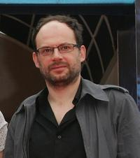Denis Podalydes at the premiere of