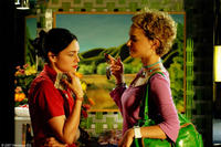 Norah Jones and Natalie Portman in