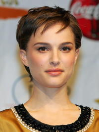 Natalie Portman at the Paris Las Vegas during ShoWest.