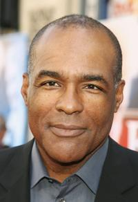 Michael Dorn at the premiere of