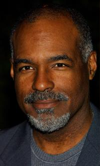 Michael Dorn at the Environmental Media Awards.