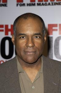 Michael Dorn at the FHM's Sexiest Party of the Year.