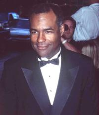 Michael Dorn at the British Academy of Film and Television Awards.
