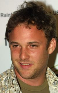 Brad Renfro at the grand opening of the Los Angeles Equinox Fitness Club.