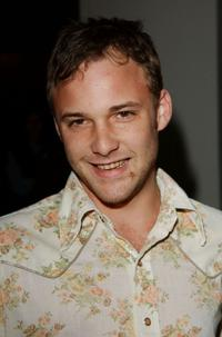 Brad Renfro at the