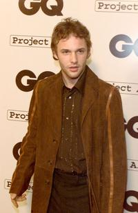 Brad Renfro at the party to celebrate GQ Magazine's second annual