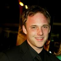 Brad Renfro at the Warner Independent's premiere of