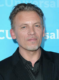 Callum Keith Rennie at the 2012 Winter TCA Press Tour All-Star party in California.