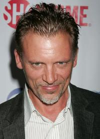 Callum Keith Rennie at the CW/CBS/Showtime/CBS Television TCA party.