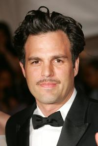Mark Ruffalo at the Costume Institute Benefit Gala