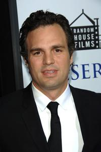Mark Ruffalo at the LA premiere of