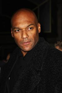 Colin Salmon at the screening of