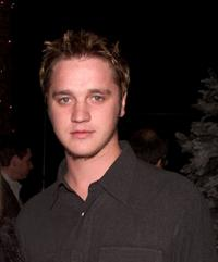 Devon Sawa at the premiere of