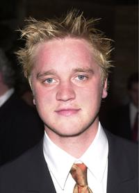 Devon Sawa at the 27th Annual Saturn Awards honoring achievements in the science fiction genre of film and television.
