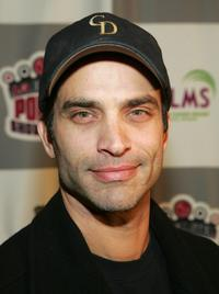 Johnathon Schaech at the LG All-Star Poker Showdown and Party.