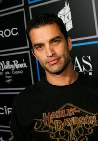 Johnathon Schaech at the Vegas Magazine 3rd Anniversary Party during the CineVegas film festival.