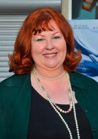 Lorna Scott at the premiere of