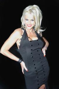 Anna Nicole Smith at the Victor Awards.