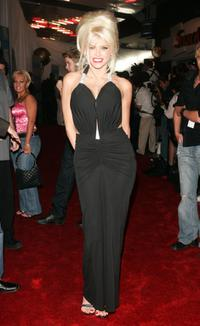 Anna Nicole Smith at the 2004 World Music Awards.
