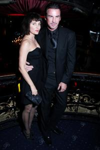 Sadie Frost and Gary Stretch at the after party of the world premiere of