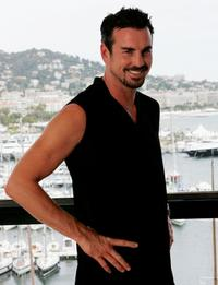 Gary Stretch at the 59th International Cannes Film Festival.