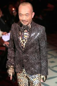 Naoto Takenaka at the Autumn/Winter's 2009 ready-to-wear (French PAP) men collection show.