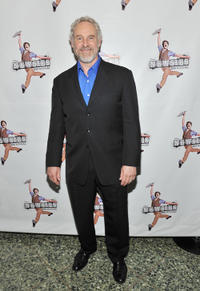John Dossett at the Broadway opening night of