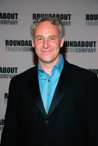 John Dossett at the after party of the opening night of