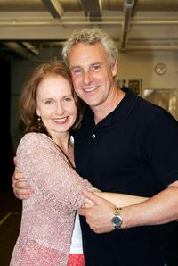 Kate Burton and John Dossett at the