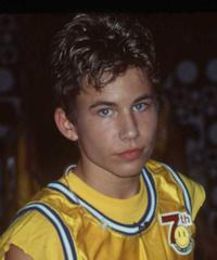 Jonathan Taylor Thomas at the 7th Annual MTV Rock N Jock B-Ball Jam.