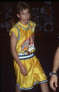 Jonathan Taylor Thomas at the 7th Annual MTV Rock N.