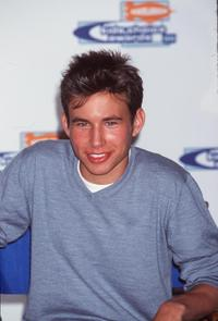 Jonathan Taylor Thomas at the Nickelodeon's 12th Annual Kids Choice Awards.