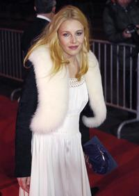 Florence Thomassin at the 32nd Nuit des Cesar ceremony, France's top movie awards.